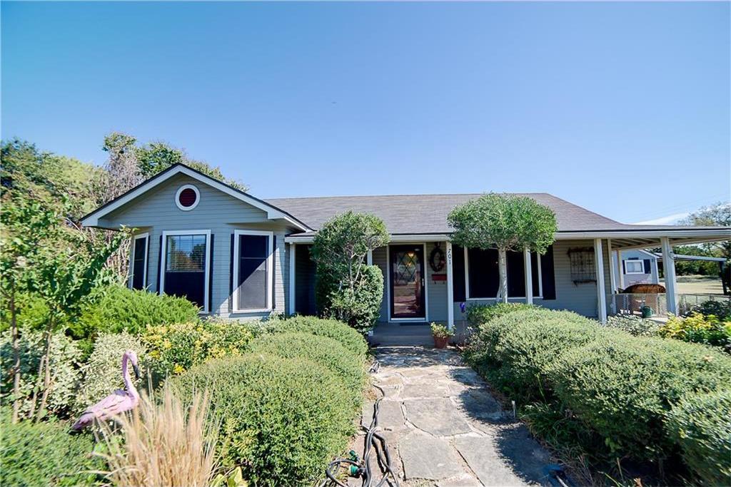 Sold Property | 701 S Cherokee Drive Tioga, Texas 76271 1