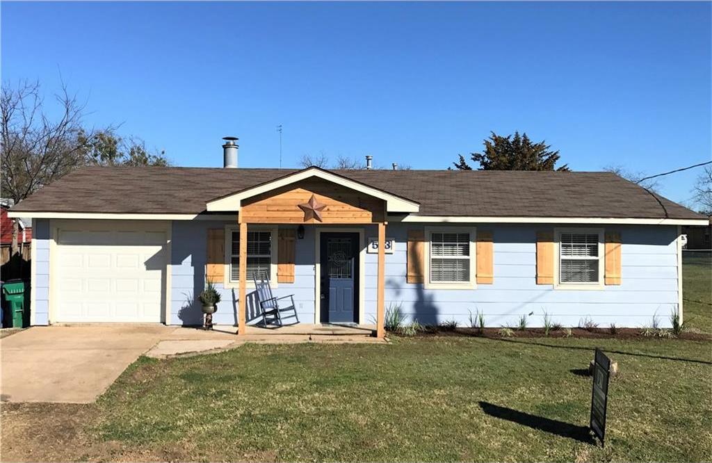 Sold Property | 513 N Church Street Pilot Point, Texas 76258 0