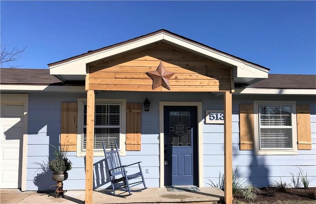 Sold Property | 513 N Church Street Pilot Point, Texas 76258 1