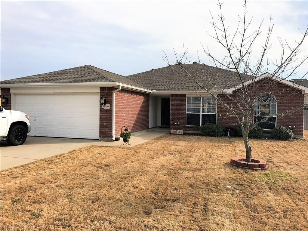 Sold Property | 1600 Appaloosa Drive Krum, Texas 76249 1