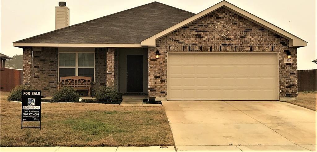 Sold Property | 1628 Kawati Way Krum, Texas 76249 0