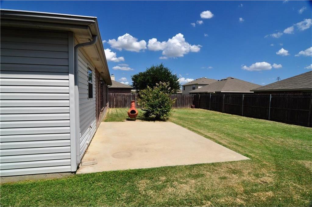 Sold Property   725 Mallard Drive Saginaw, Texas 76131 22