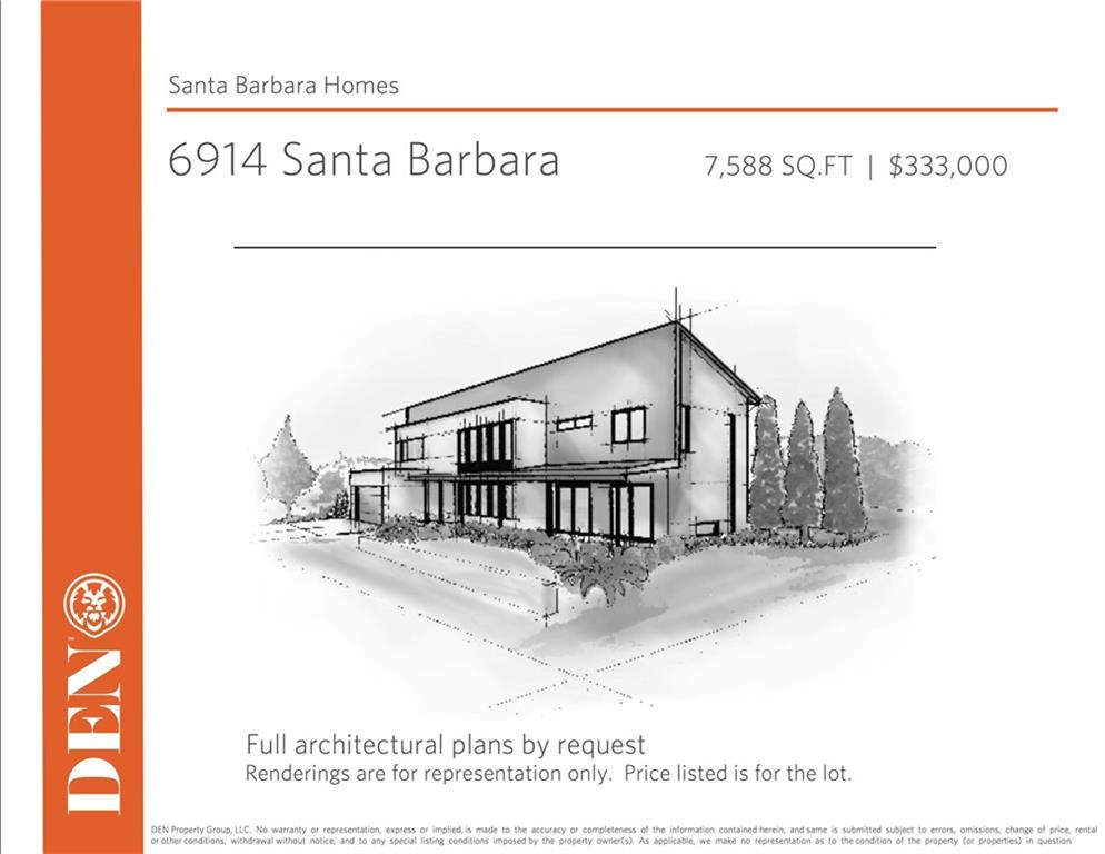Sold Property | 6914 Santa Barbara  Dallas, Texas 75214 0