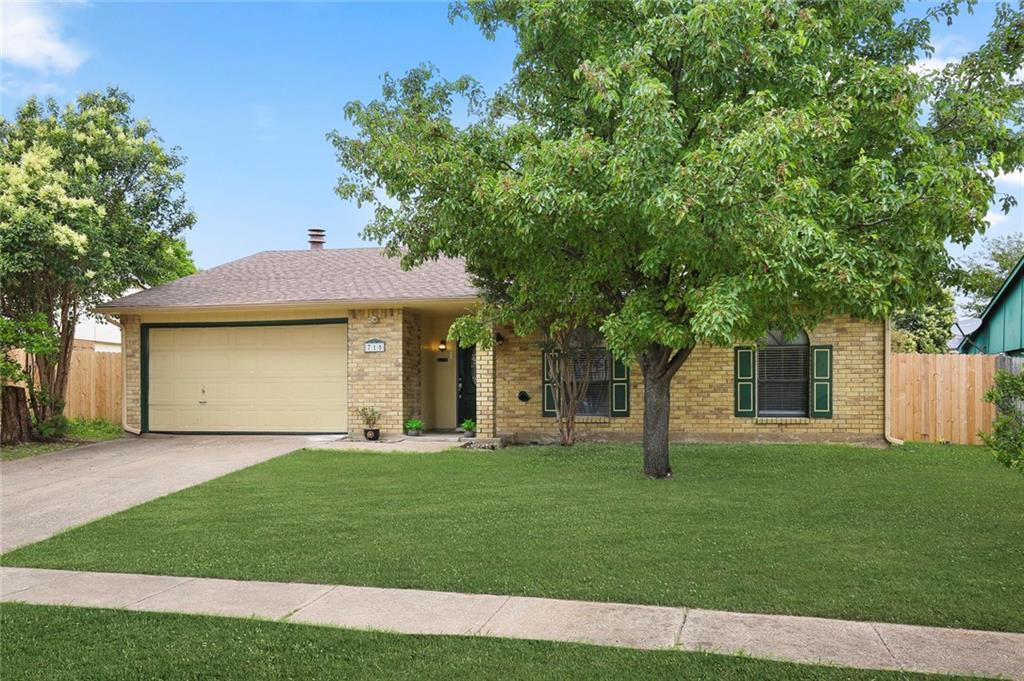 Sold Property | 715 Sunny Slope Drive Allen, Texas 75002 1
