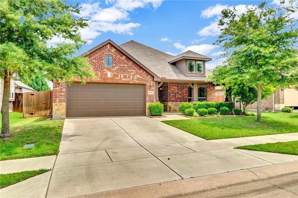 Sold Property | 1213 Longhorn Drive Aubrey, Texas 76227 3