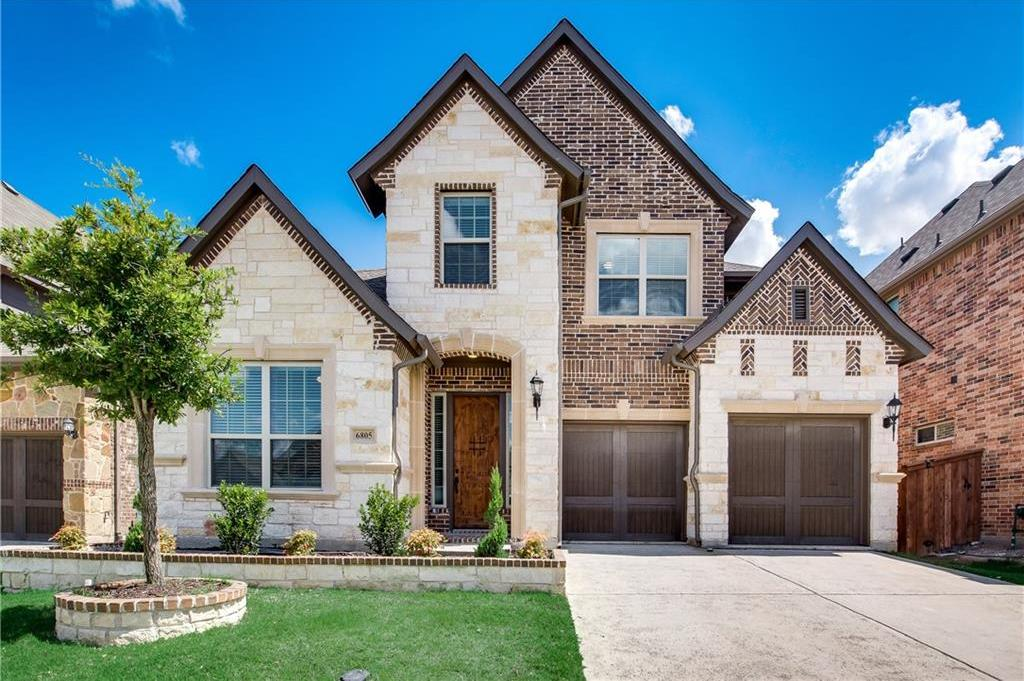 Sold Property | 6805 Gallatin Street McKinney, Texas 75070 2