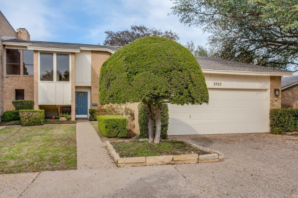 Leased | 3705 Hulen Park Drive Fort Worth, Texas 76109 0