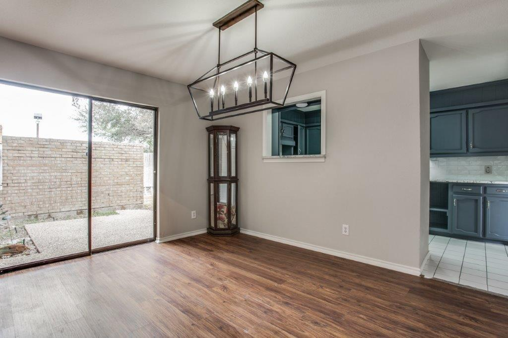 Leased | 3705 Hulen Park Drive Fort Worth, Texas 76109 3