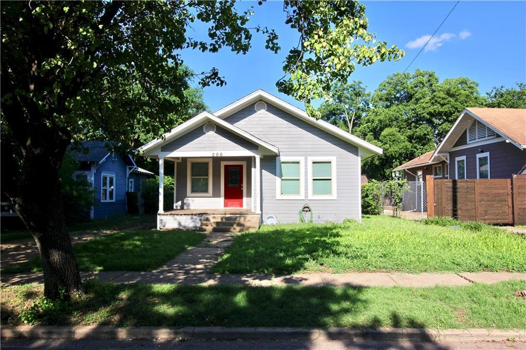Sold Property | 206 S Marlborough Avenue Dallas, TX 75208 2