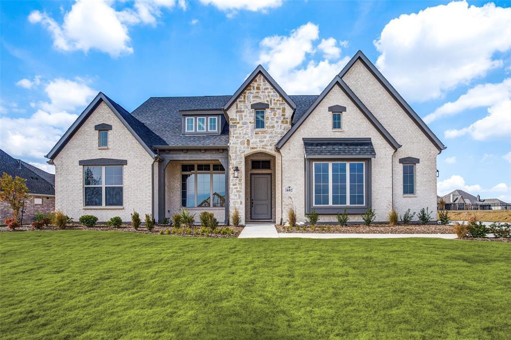 Sold Property | 602 Lakeshore Boulevard Lucas, TX 75002 0