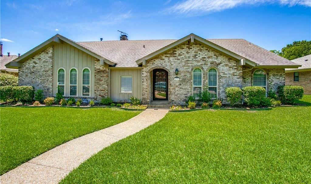 Active Option Contract | 432 Birch Lane Richardson, TX 75081 0