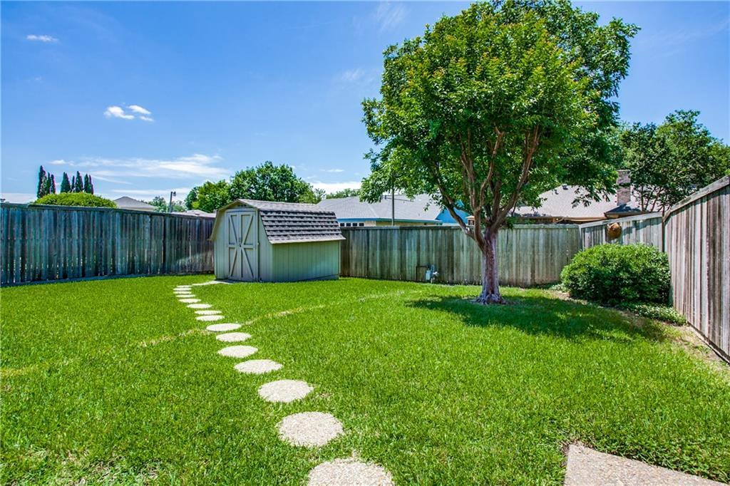 Active Option Contract | 432 Birch Lane Richardson, TX 75081 24