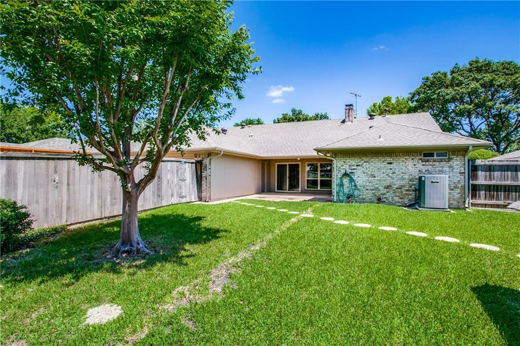 Active Option Contract | 432 Birch Lane Richardson, TX 75081 25