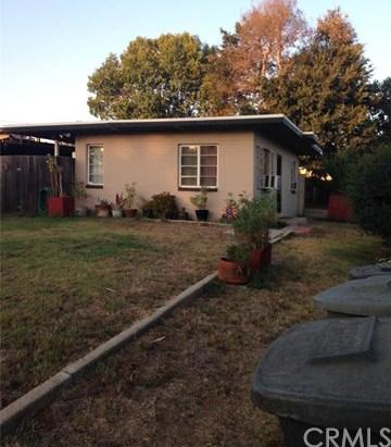 Closed   15703 Palo Alto Avenue Chino Hills, CA 91709 1