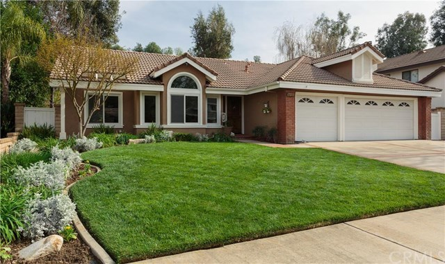 Closed | 15213 Green Valley Drive Chino Hills, CA 91709 0
