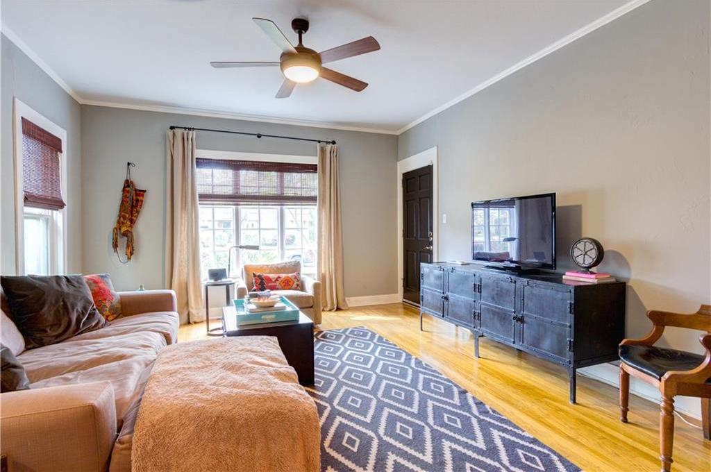 Sold Property | 4119 Herschel Avenue #A Dallas, Texas 75219 2