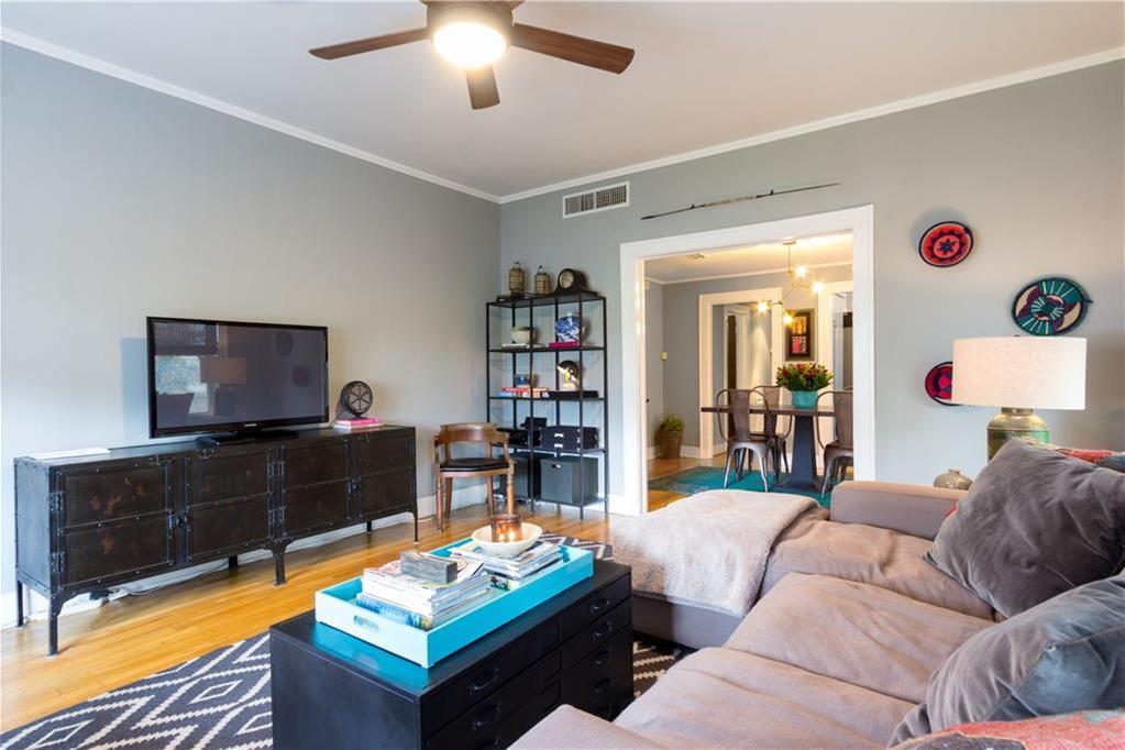 Sold Property | 4119 Herschel Avenue #A Dallas, Texas 75219 4