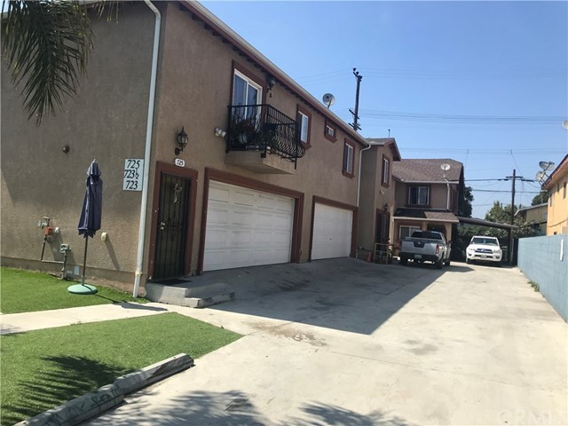 Closed | 723 W 79th  Street Los Angeles, CA 90044 1