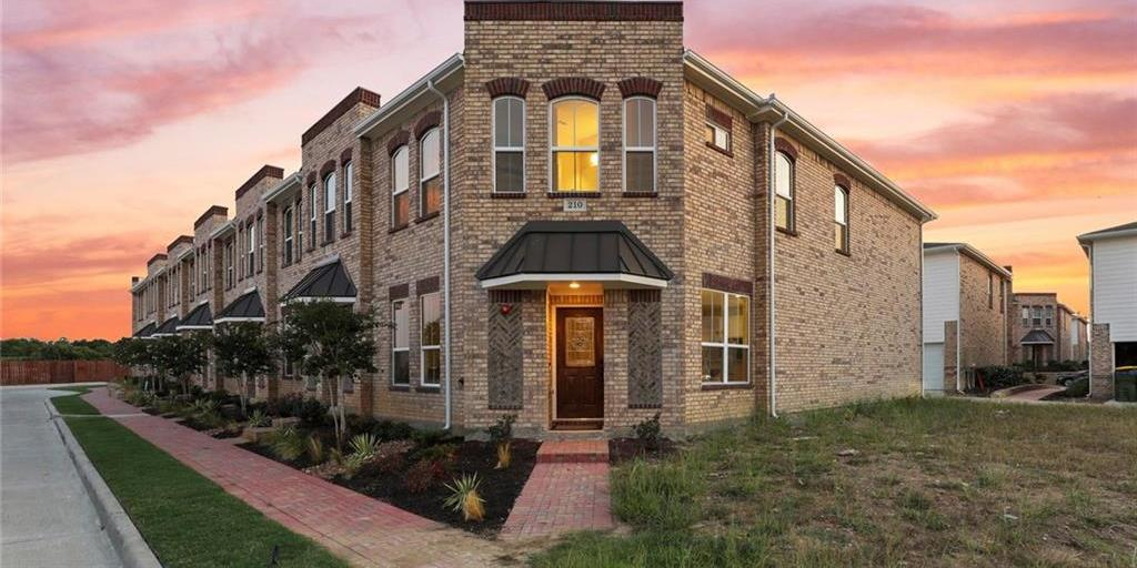 Sold Property   218 Emma Drive Lewisville, TX 75057 0