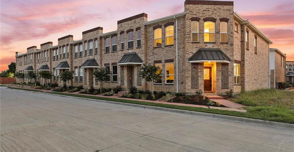 Sold Property   218 Emma Drive Lewisville, TX 75057 1