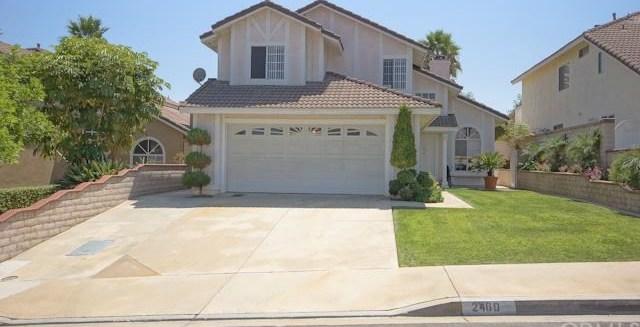 Closed | 2489 Norte Vista  Drive Chino Hills, CA 91709 0