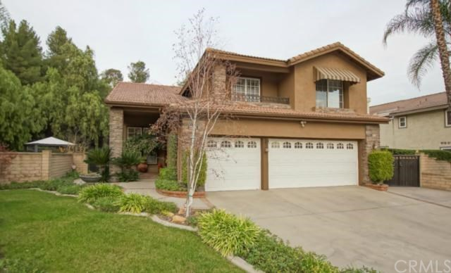 Closed | 2284 Meadow View Lane Chino Hills, CA 91709 1