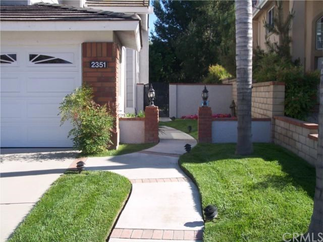 Closed | 2351 Parkview Lane Chino Hills, CA 91709 2