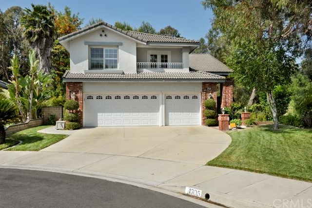 Closed | 1705 Walnut Creek Drive Chino Hills, CA 91709 0