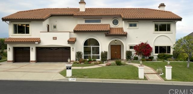 Closed | 2282 Scenic Ridge Drive Chino Hills, CA 91709 2