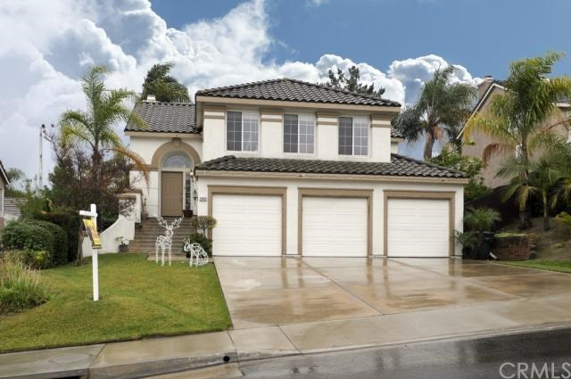 Closed | 2093 Vista Del Sol Chino Hills, CA 91709 1