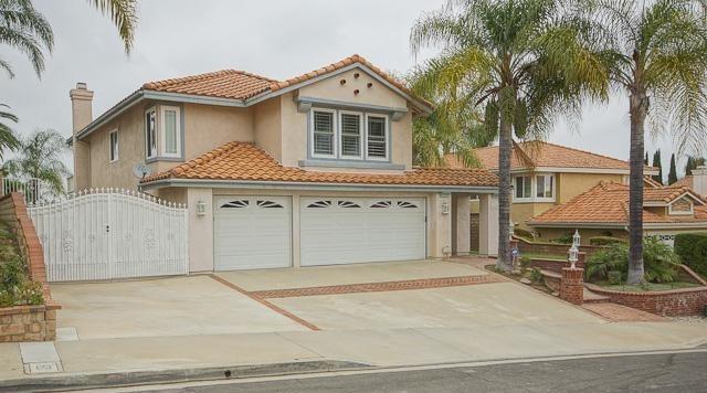 Closed | 2482 Wandering Ridge Drive Chino Hills, CA 91709 0