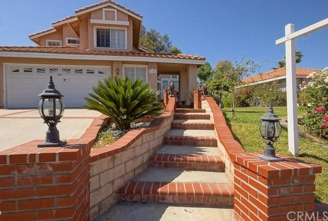 Closed | 2380 Wandering Ridge Drive Chino Hills, CA 91709 1