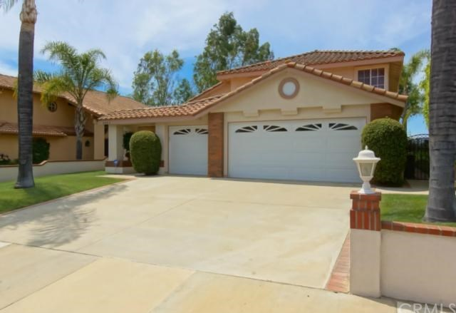 Closed | 2461 Monte Royale Drive Chino Hills, CA 91709 1
