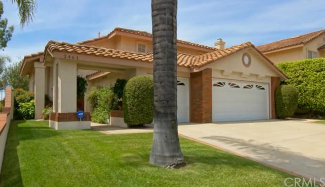 Closed | 2461 Monte Royale Drive Chino Hills, CA 91709 2