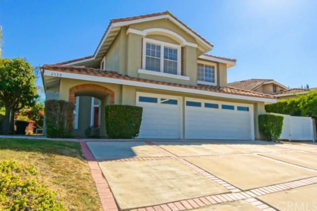 Closed | 2539 Wandering Ridge Drive Chino Hills, CA 91709 1