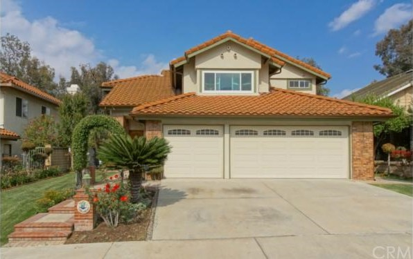 Closed | 2278 Camino Largo Drive Chino Hills, CA 91709 0