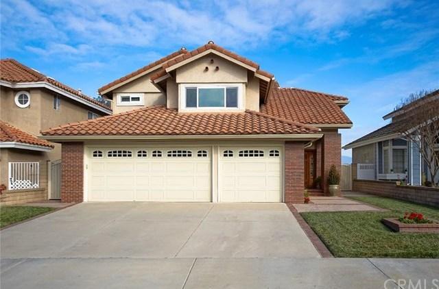 Closed | 2136 Camino Largo Drive Chino Hills, CA 91709 0