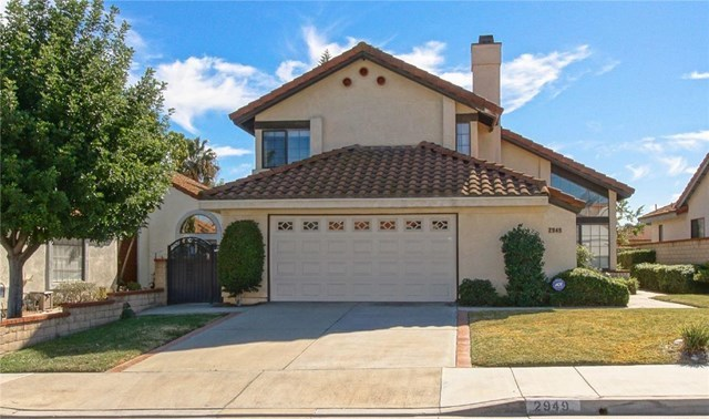 Closed   2949 Steeple Chase Drive Chino Hills, CA 91709 0