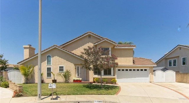 Closed | 5862 Ridgegate Drive Chino Hills, CA 91709 0