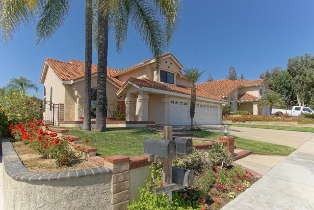 Closed | 2527 Olympic View Drive Chino Hills, CA 91709 1
