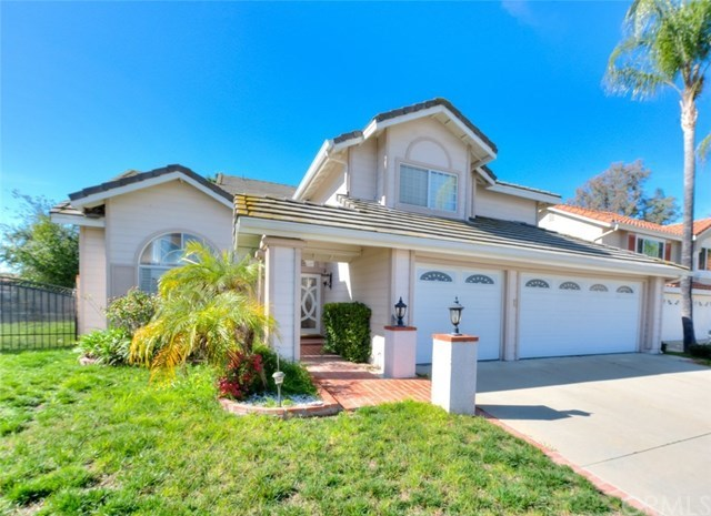 Closed | 2423 Olympic View Drive Chino Hills, CA 91709 1