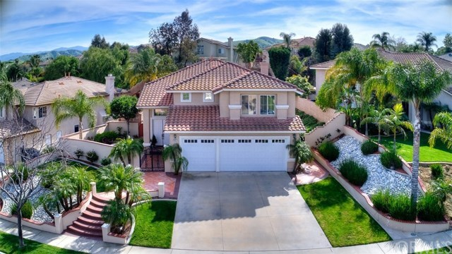 Closed | 6127 Park Crest Drive Chino Hills, CA 91709 1