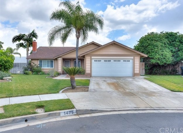 Closed | 1479 Doral Court Ontario, CA 91761 0