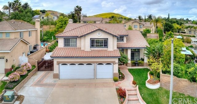 Closed | 14850 Summit Trail Road Chino Hills, CA 91709 1