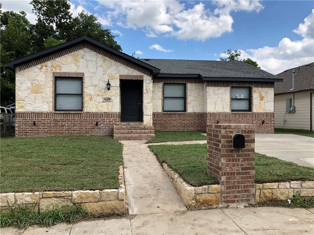 Active | 2810 Fordham Road Dallas, Texas 75216 0