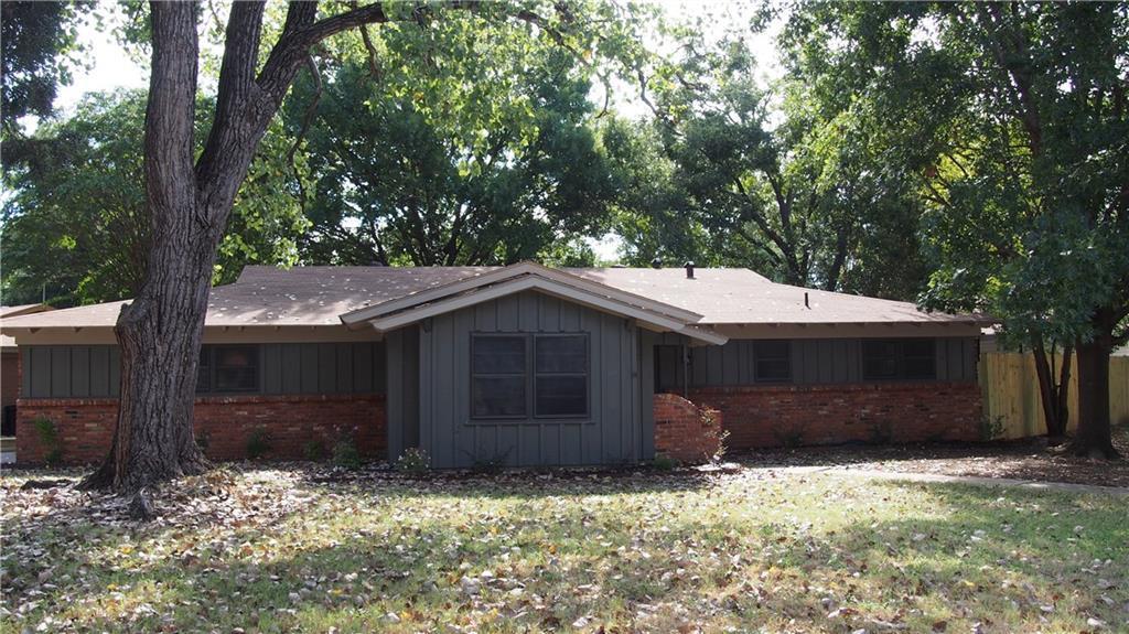 Sold Property | 625 Woodside Drive Hurst, Texas 76053 0