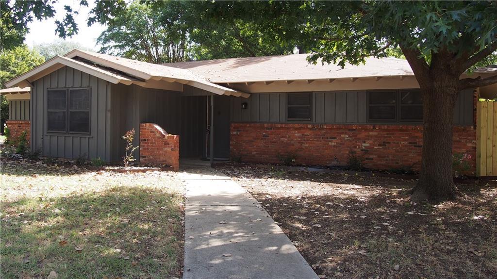 Sold Property | 625 Woodside Drive Hurst, Texas 76053 1
