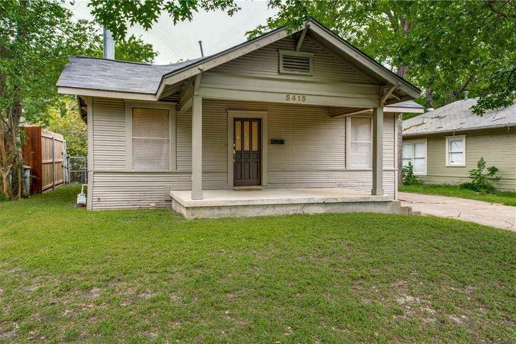 Property for Rent | 5415 Belmont Avenue Dallas, Texas 75206 0