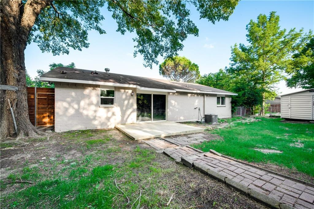 Sold Property | 201 Independence Drive Garland, Texas 75043 34