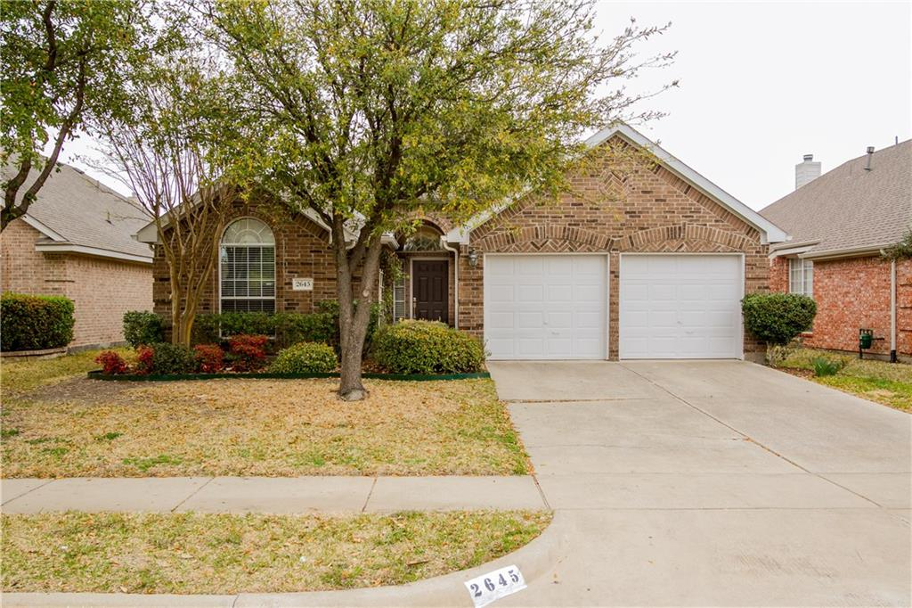 Sold Property | 2645 Red Spruce Drive Little Elm, Texas 75068 0